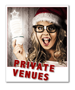 Swindon Christmas Parties Private Venues